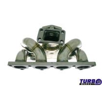 Kipufogó leömlő HONDA CIVIC D-széria TURBO Steel